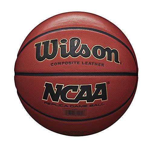 Wilson Basketball, Alle Oberflächen, ab 12 Jahren, Braun