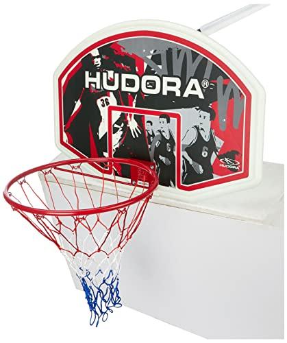 HUDORA Basketballkorb-Set In-/Outdoor - Basketball-Board