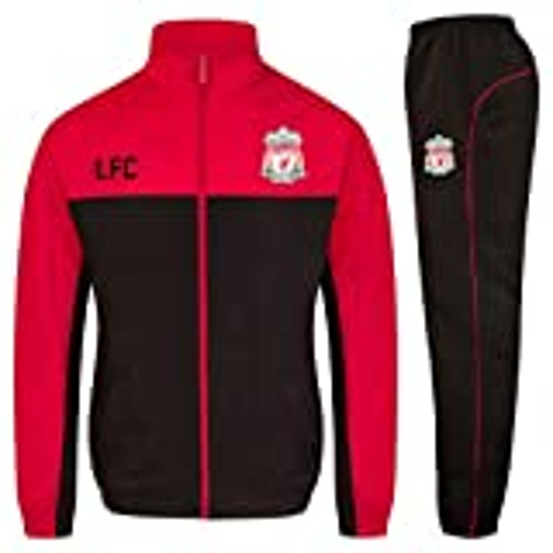 Liverpool FC - Herren Trainingsanzug - Rot