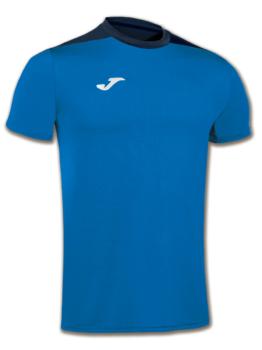 Joma Spike Volleyball Trikot Kurzarm royal blau-navy