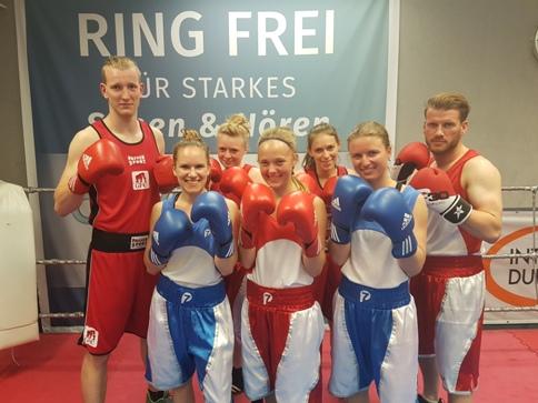 Deutsche Hochschulmeisterschaften im Boxen