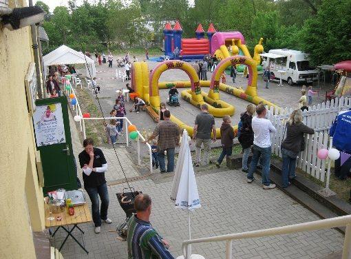 Kinderfest des SV Einheit Schwerin