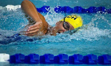 Schwimmsportlich mit Synchronität, Anmut und viel Kunst