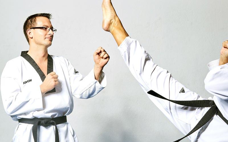 167 Wettkämpfer beim 13.Warnow-Cup im Taekwondo