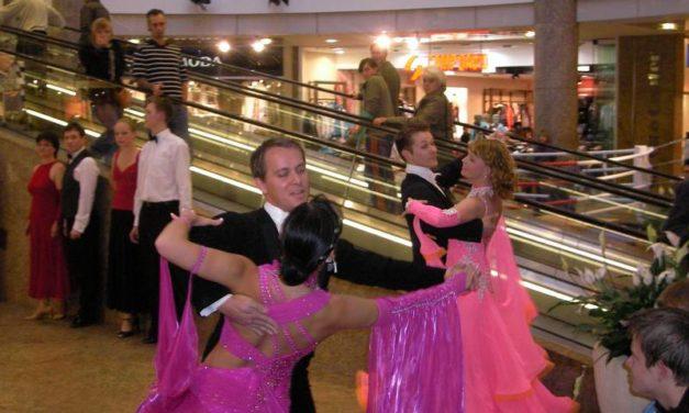 Tanzsportlich in den Jahresendspurt 2017