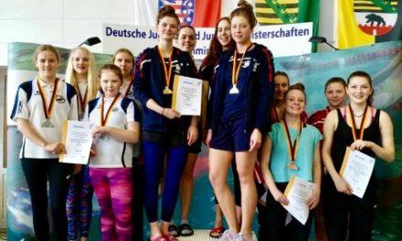 Rostocker Flossenschwimmer dominieren Meisterschaften