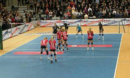 Noch vier Monate bis zu den 30.EM im Frauen-Volleyballsport