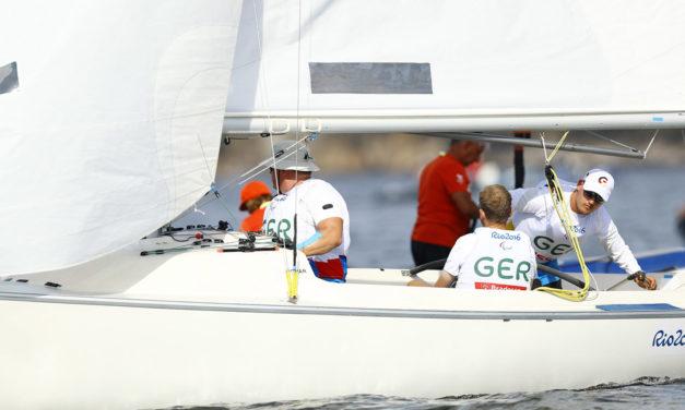Para Segel-WM in Kiel: Alles für die Paralympics 2024