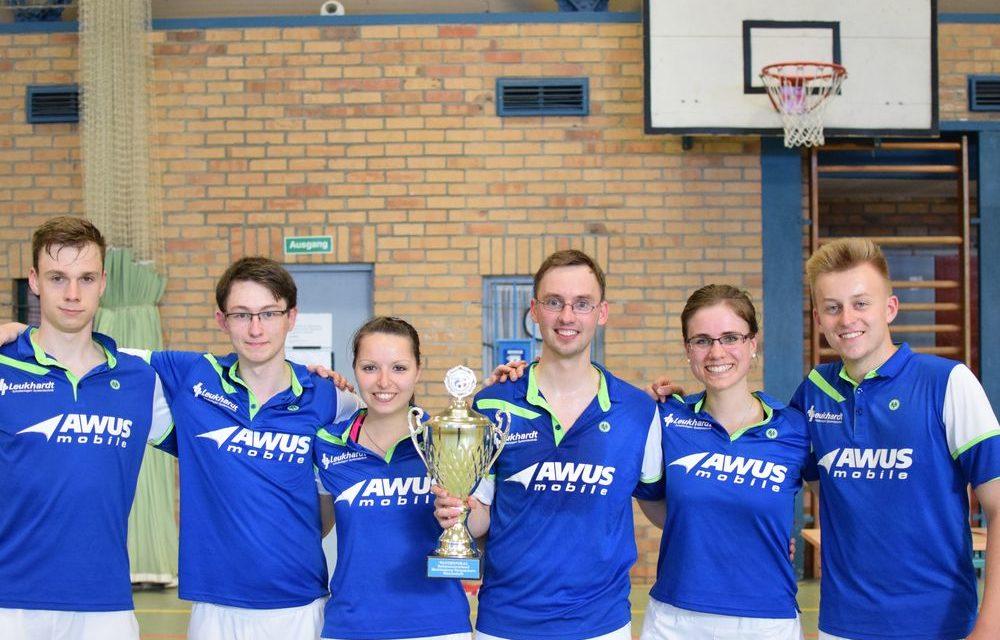 BSC 95 Schwerin ist Pokalsieger 2017