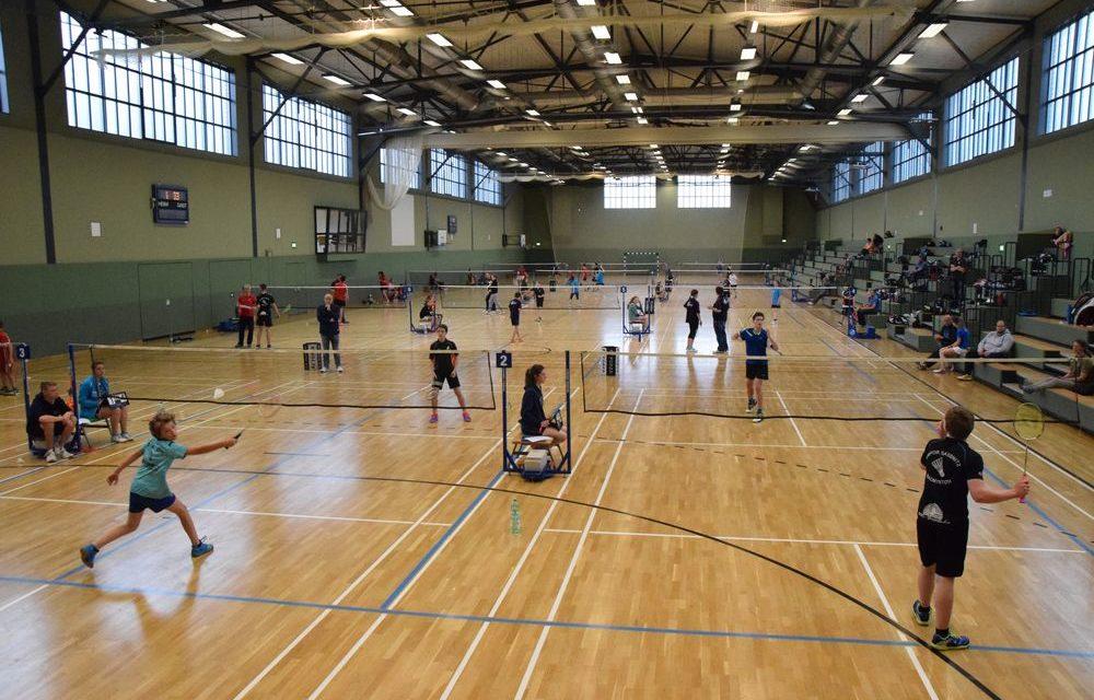 Badmintonnachwuchs beendet Saison auf Landesebene