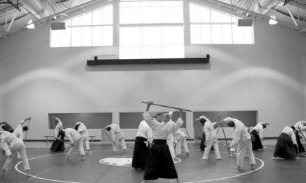 """Im Blickfeld: Anna Congard und """"ihr"""" Aikido"""