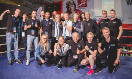 Rückblick: 14.Deutsche Hochschulmeisterschaft im Boxen