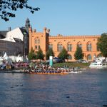 """Das 27. Drachenbootfestival in Schwerin """"ruft"""""""