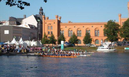 Auf Kurs mit Kajaks, Canadiern und Drachenbooten