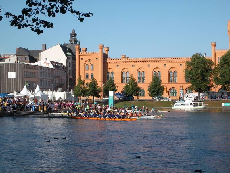 Drachenbootsport Schwerin