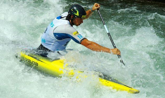 Zwischen Kanu-Rennsport und Kanu-Slalom