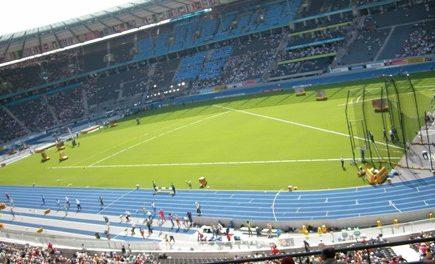 """""""Ziele sind die U 20-WM-Teilnahme und ein Platz auf dem Treppchen bei den DM…"""""""