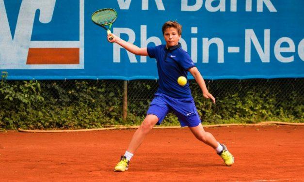 Matti Freitag bei der Deutschen Jugendmeisterschaft