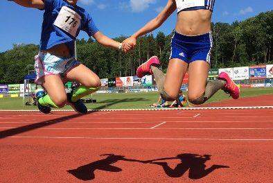 Erfolgreiches Stadionfest in Neustrelitz für Rostocker Leichtathleten