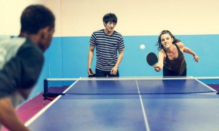 """Tischtennis-Asse gibt es nicht nur im """"Reich der Mitte""""…"""