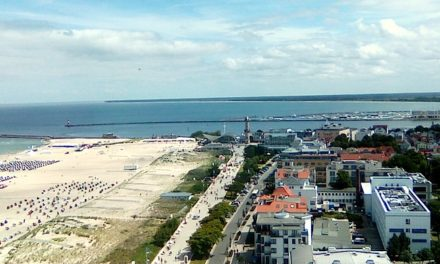 Countdown zum Beach Cup in Warnemünde läuft