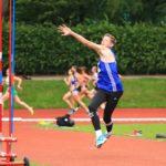 Erik Frank löscht fünfzehn Jahre alten Landesrekord aus