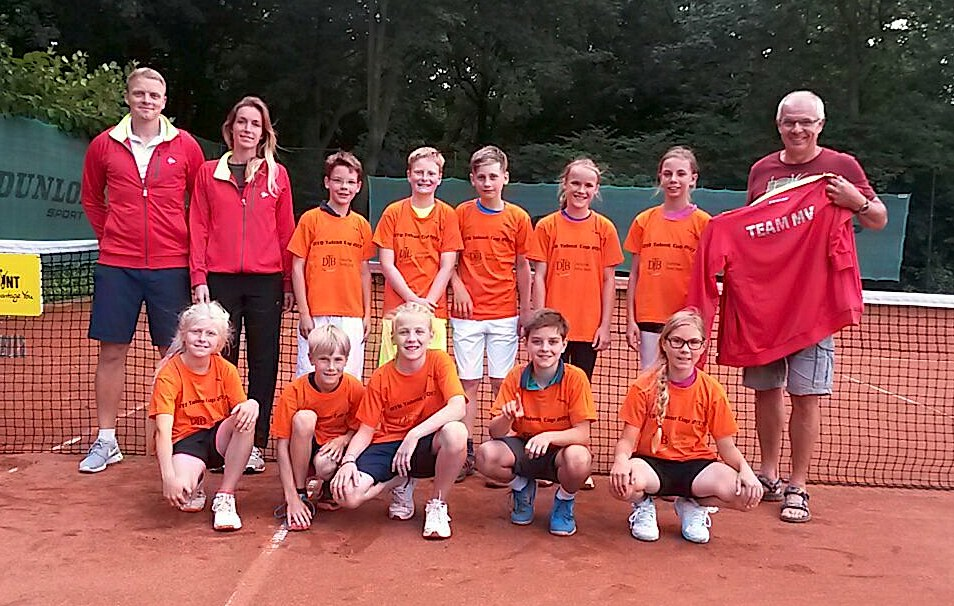 TMV Kids waren beim Talente Cup in Essen am Start