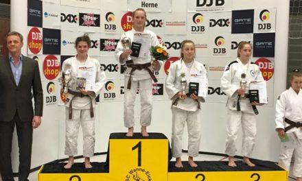 Judosportliche Frauen-Power aus deutscher Sicht bei den U 18-EM