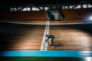Bahnradsport Symbolfoto