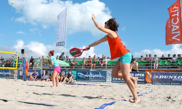 Beach Tennis: Gold nach Osnabrück – Silber für Rostock