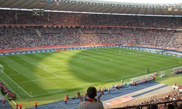 Der Frauen-Fußball-Sport im Blickfeld