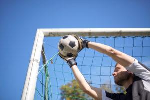 Fussball Symbolfoto
