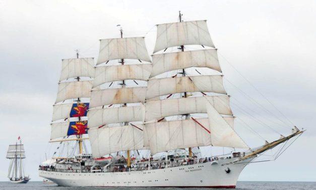 27.Hanse Sail in Rostock vom 10. bis 13.August 2017
