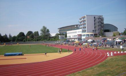 Zwischen Laufsport und Jubiläen