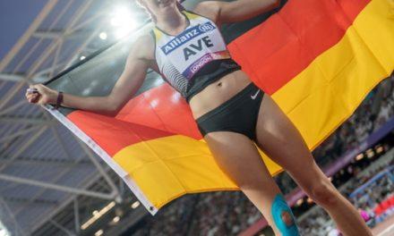 IPC-Leichtathletik-WM 2017: Mit deutschem Rekord zu Silber
