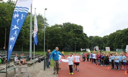 Olympischer Tag in Greifswald