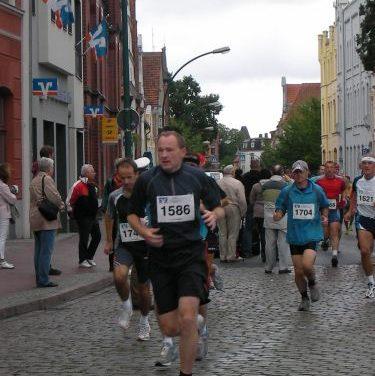 Vor dem Start: Der 18.Schwedenlauf in Wismar
