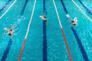 Schwimmen Symbolfoto