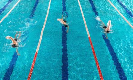Europameisterliches Schwimm-Wasser 2018 in Schottland