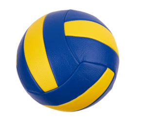 Volleyball Symbolfoto