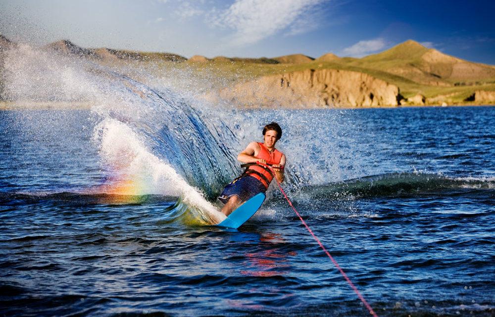Im Fokus: Der Wasserskisport und der WSC Luzin Feldberg