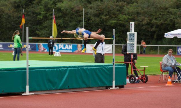 Hannah Bittorf gewinnt Bronzemedaillen im Hoch- und Dreisprung