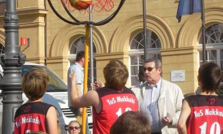 """40.Basketball-EM der Herren in der """"heißen Phase"""""""