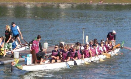 Im Blickpunkt: Das Drachenboot-Festival in Schwerin