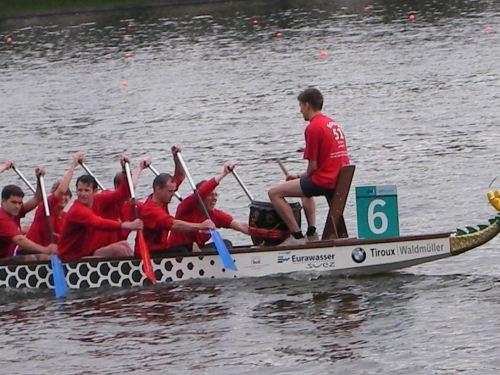 Gelungener Start in die Drachenboot-Indoorcup-Saison 2017/18