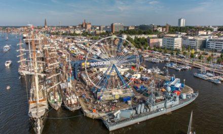 27. Hanse Sail vom 10. bis 13. August 2017