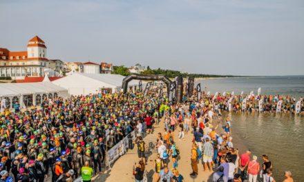 Hochkarätiges Triathlon-Wochenende in Binz