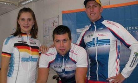 Europameisterliche Medaillen-Jagd auf der Rad-Bahn