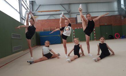 Im Fokus: Die Sportgymnastinnen des TSV Schwerin