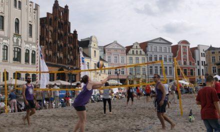 """""""Tolles Wetter, super Stimmung und klasse Beachvolleyball…"""""""